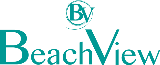 Beach View Logo